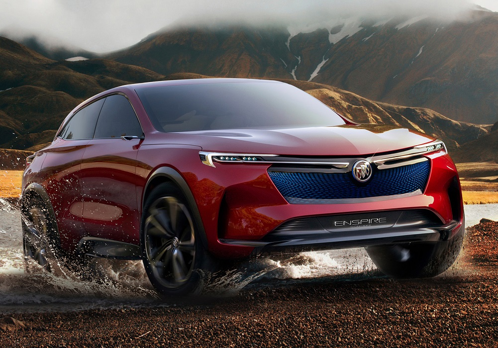 2018 Buick Enspire Concept