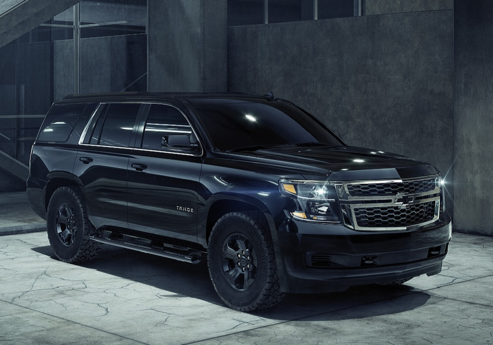 2018 Chevy Tahoe Custom Midnight Package