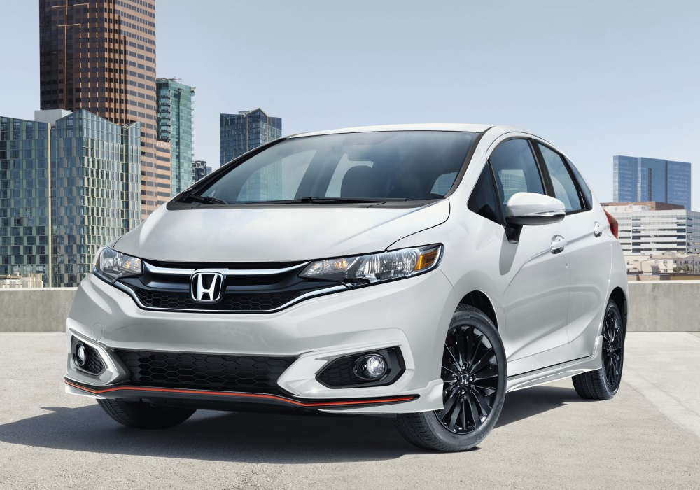 Only Mild Updates For The 2019 Honda Fit Insider Car News