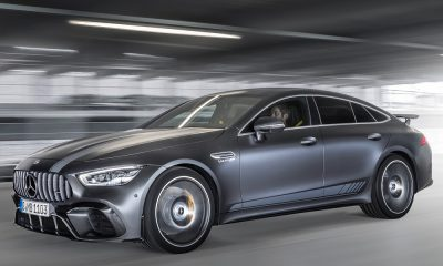 2019 Mercedes-AMG GT 63 S Edition 1