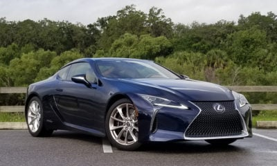 2018 Lexus LC 500h