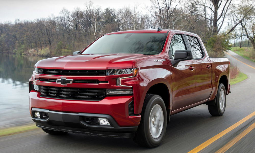Gm Turns To Turbocharged Four Cylinders For Full Size Trucks Insider Car News