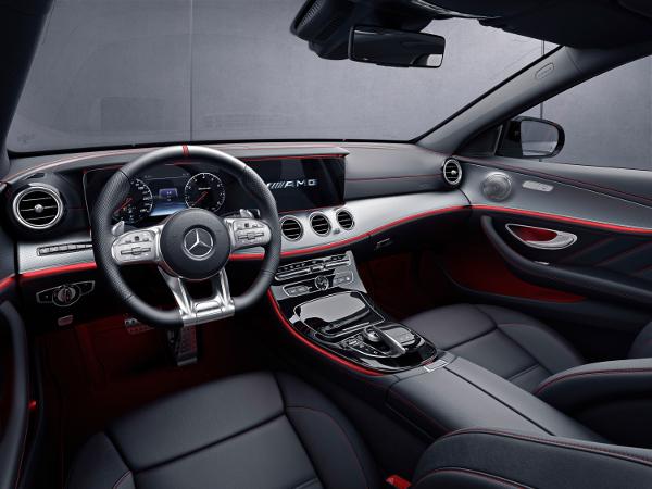 2019 Mercedes-AMG E53 Sedan (Euro spec)