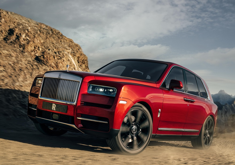 Stand Aside, Aztek: Rolls-Royce Launches the Ugliest SUV ...