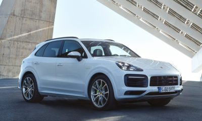 2019 Porsche Cayenne S E-Hybrid