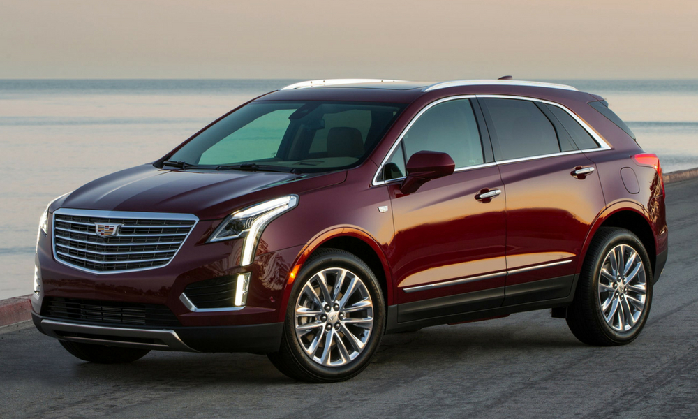 Cadillac Hikes the Price of the XT5 for 2019 – Insider Car ...
