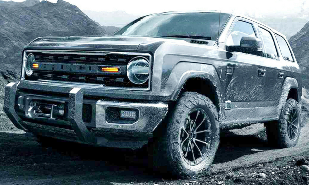 Ford New Suv 2020