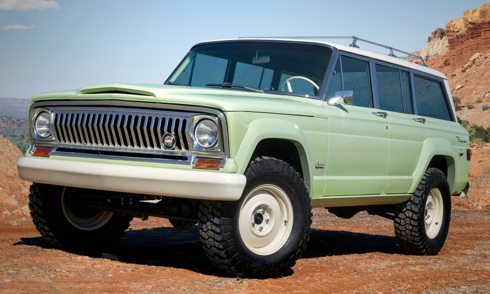 Jeep Grand Wagoneer >> Jeep Will Electrify The Wagoneer Insider Car News