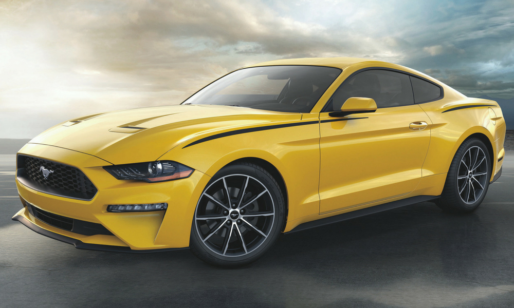 10 Things You Didn't Know About the Ford Mustang – Insider