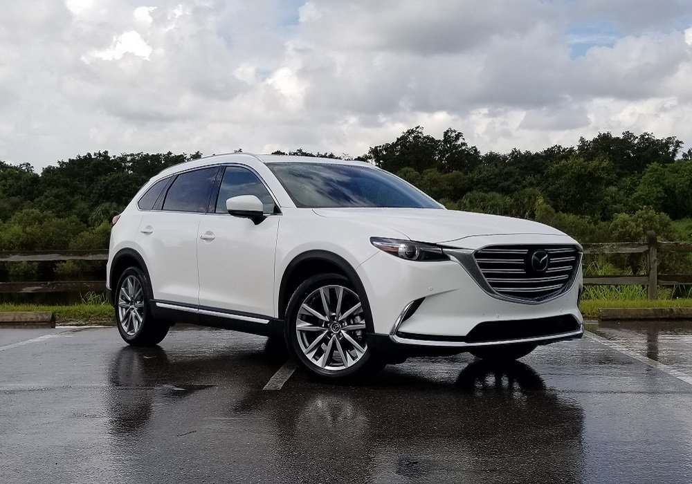 2018 Mazda CX-9 Signature: Miata Attitude With Three Rows – Insider Car News