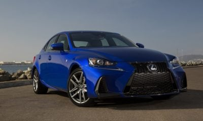 2018 Lexus IS 350