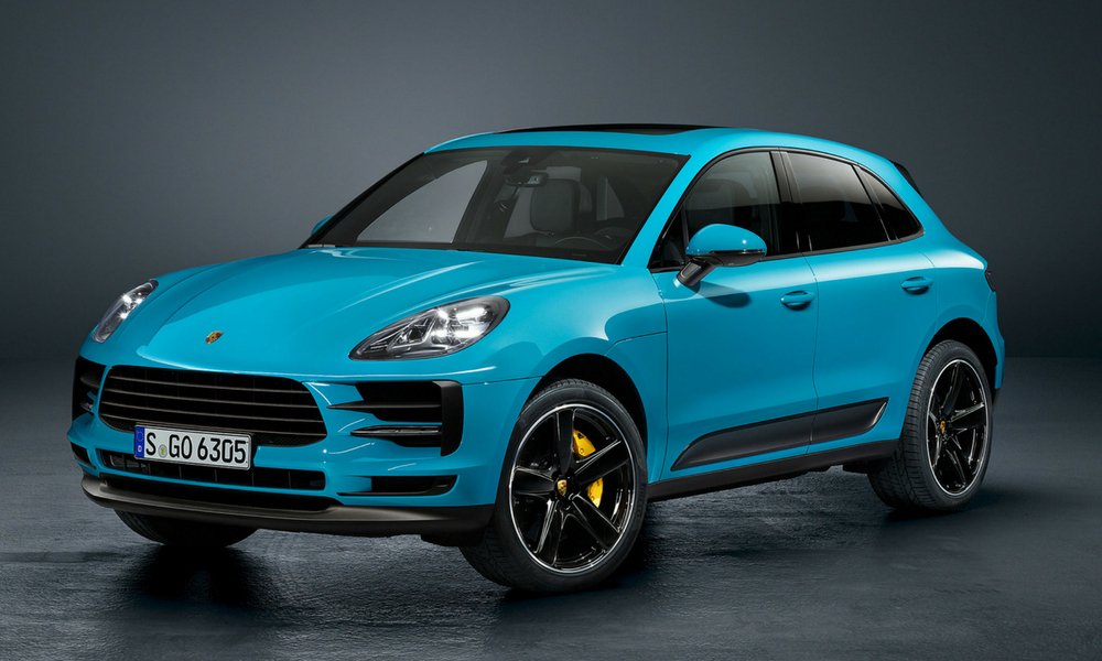 This is the New Porsche Macan – Insider Car News
