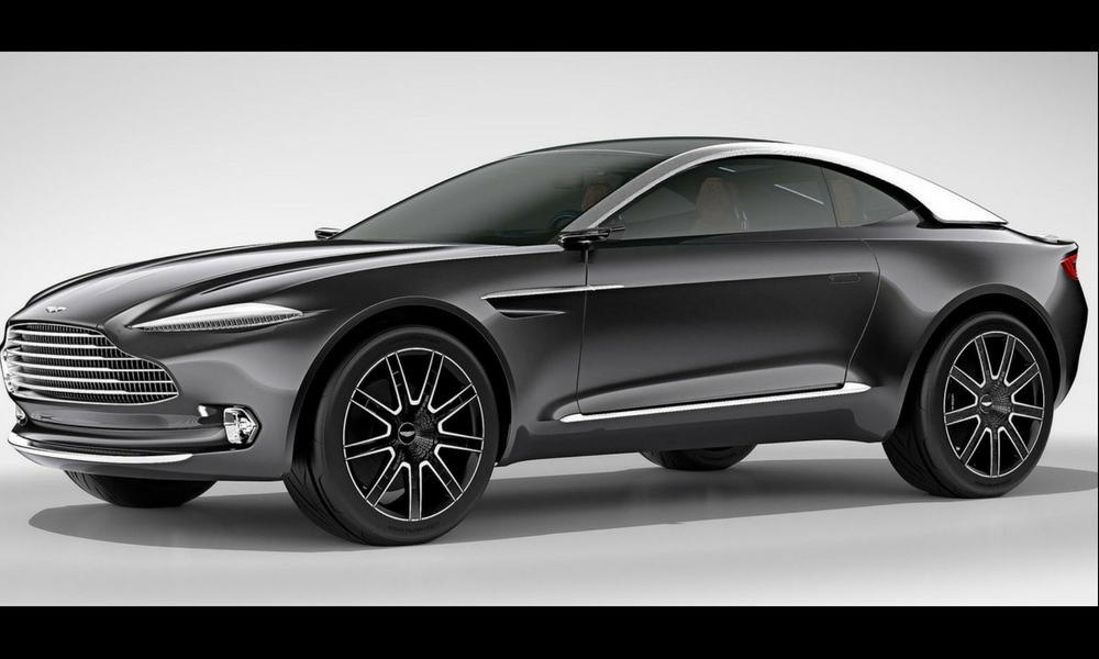 More Aston Martin Suv Details Emerge Insider Car News