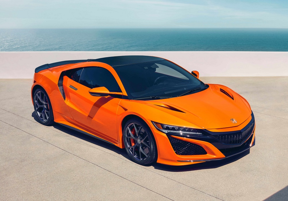 2019 Acura NSX Gets Performance, Appearance, and Value ...