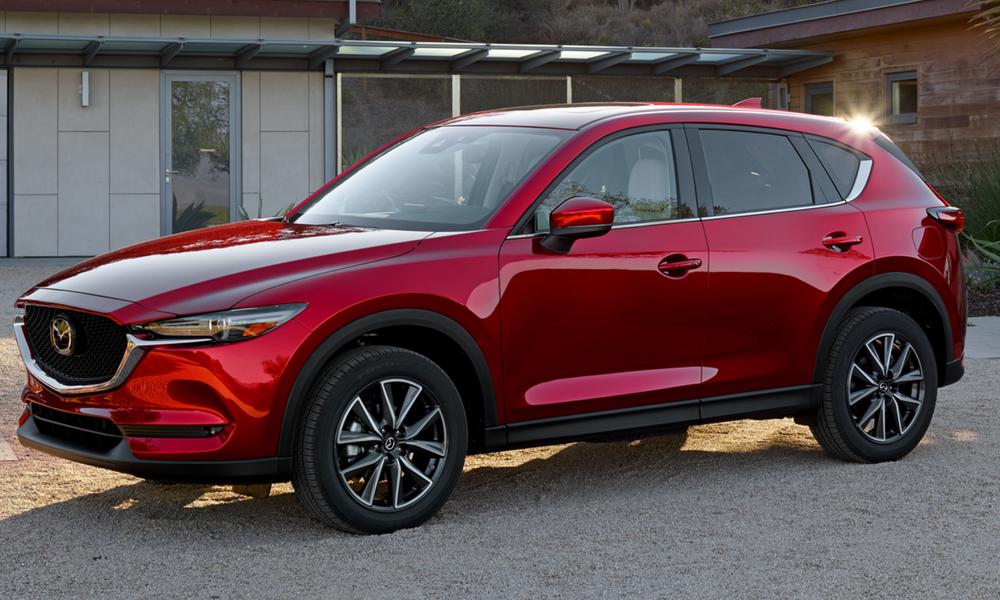mazda cx 5 diesel gets 29 mpg combined insider car news. Black Bedroom Furniture Sets. Home Design Ideas