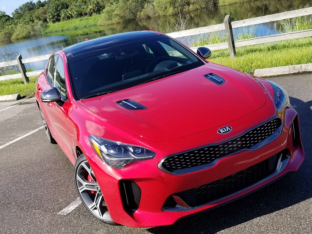 2018 kia stinger gt2  german engineering with a korean touch  u2013 insider car news