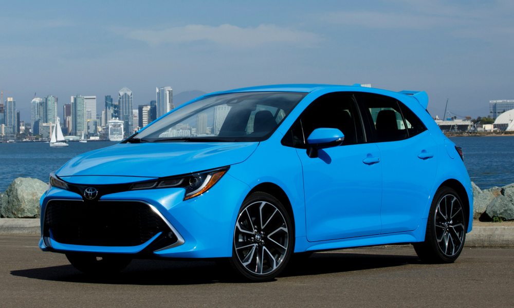 A Toyota Corolla-Based Crossover Will be a Thing – Insider ...