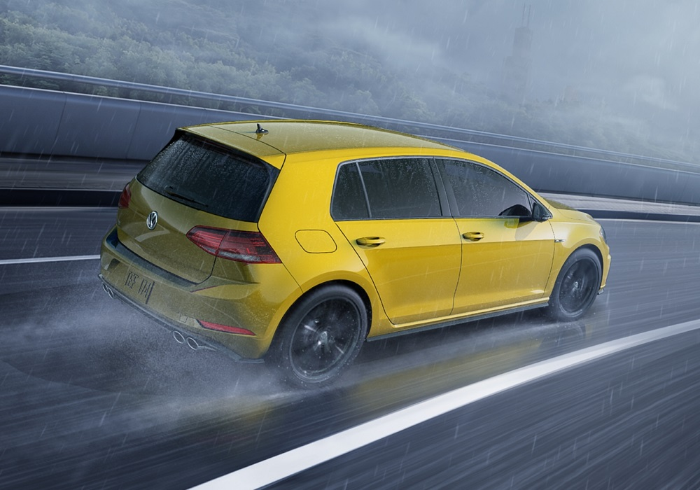 VW Just Added 40 New Colors to the Golf R Palette – Insider Car News