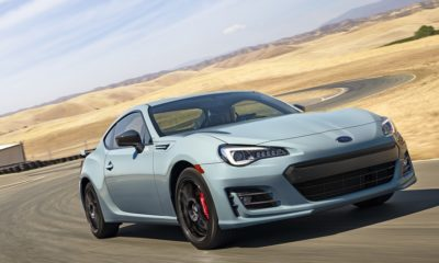 2019 Subaru BRZ Series.Gray