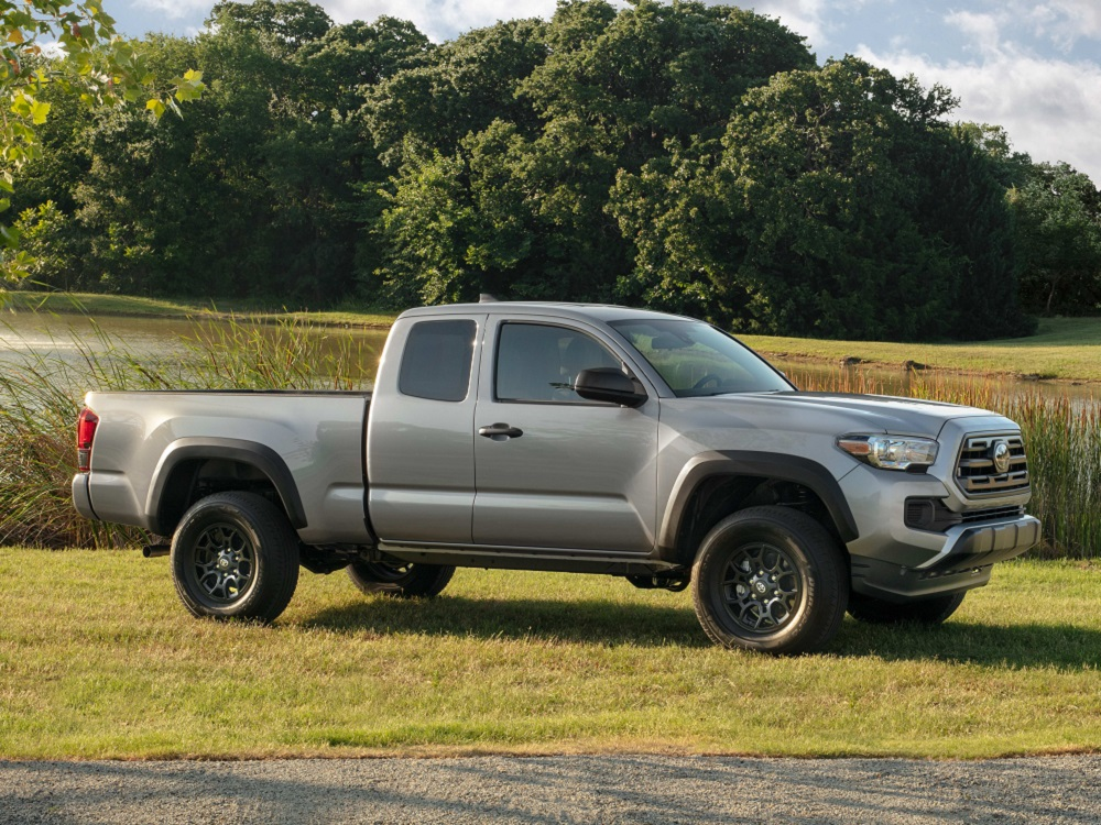 2019 Tacoma SX Package
