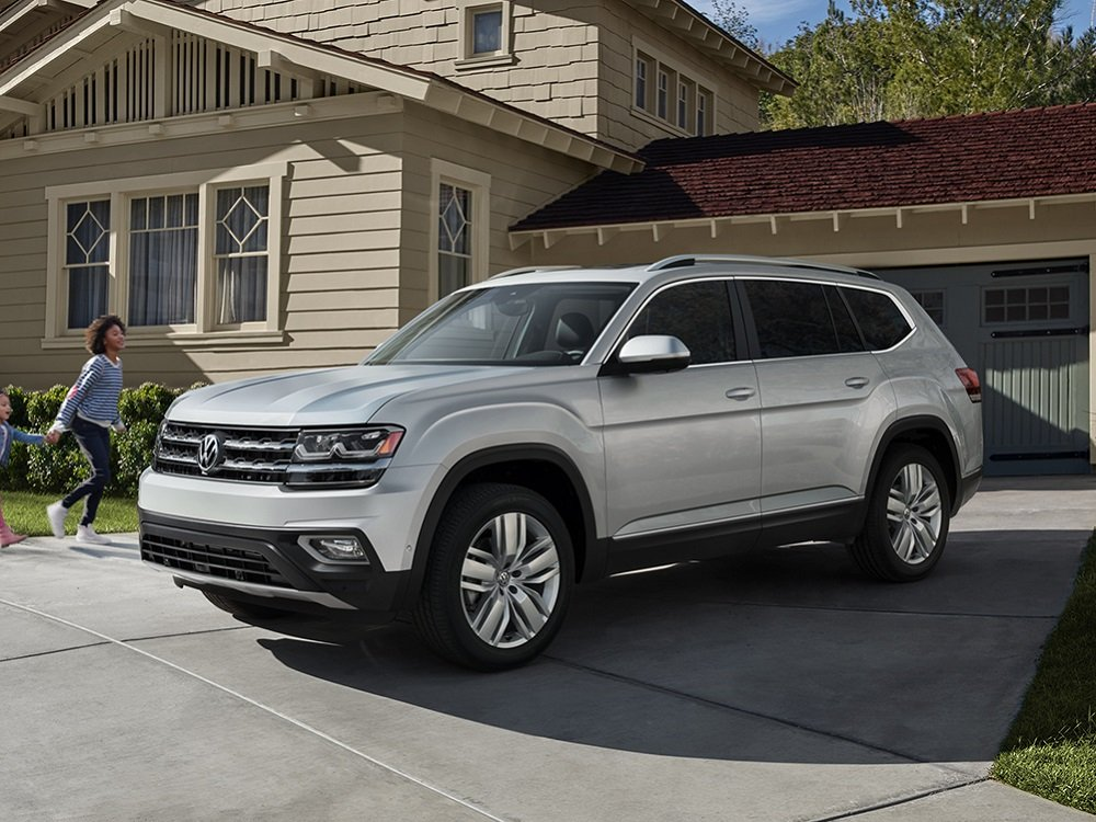 Vw Brings More Standard Safety Features To 2019 Atlas