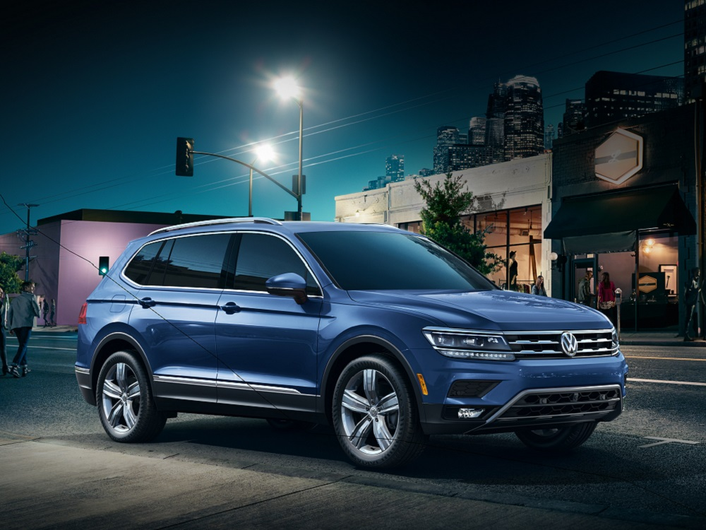 Feature Swapping Dominates 2019 VW Tiguan Updates ...