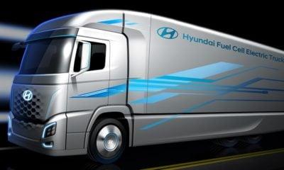 Hyundai Fuel-Cell Truck