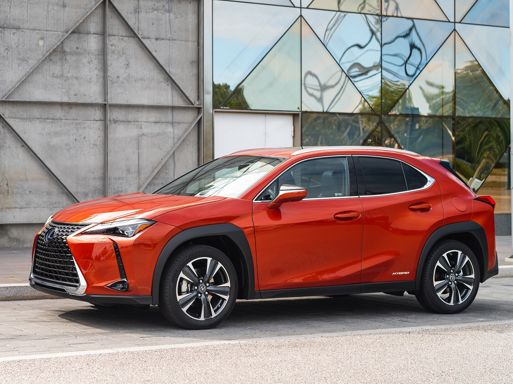 Lexus Goes Small With the UX Crossover – Insider Car News