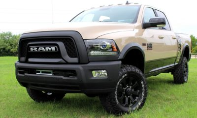 2018 Ram 2500 Power Wagon Mojave Sand Edition