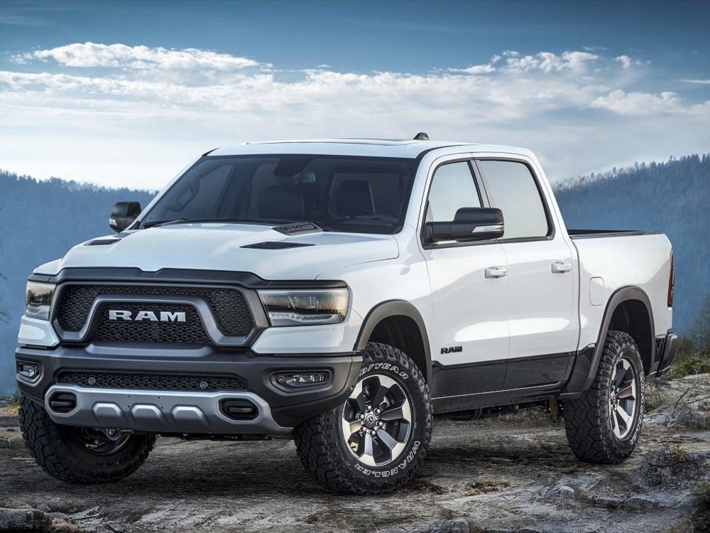 2019 Ram 1500 Rebel 12