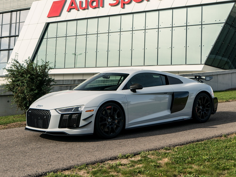 2018 Audi R8 V10 Plus Coupe Competition Edition
