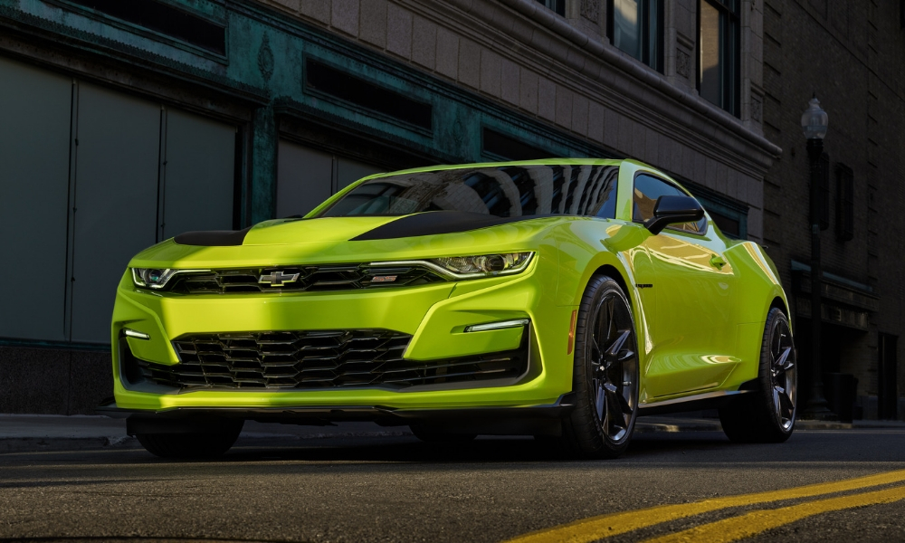 Chevy Will Give 2019 Camaro A Facelift Insider Car News