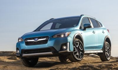 new hybrid crossover from Subaru, 2019 Crosstrek Hybrid