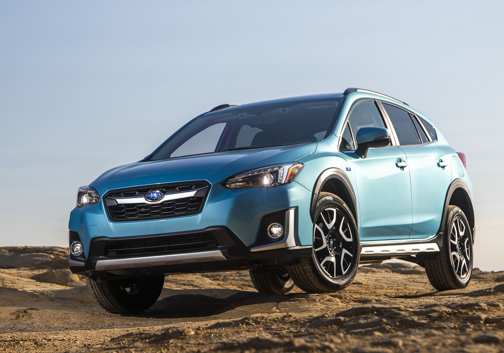 new hybrid crossover from Subaru, 2019 Crosstrek Hybrid