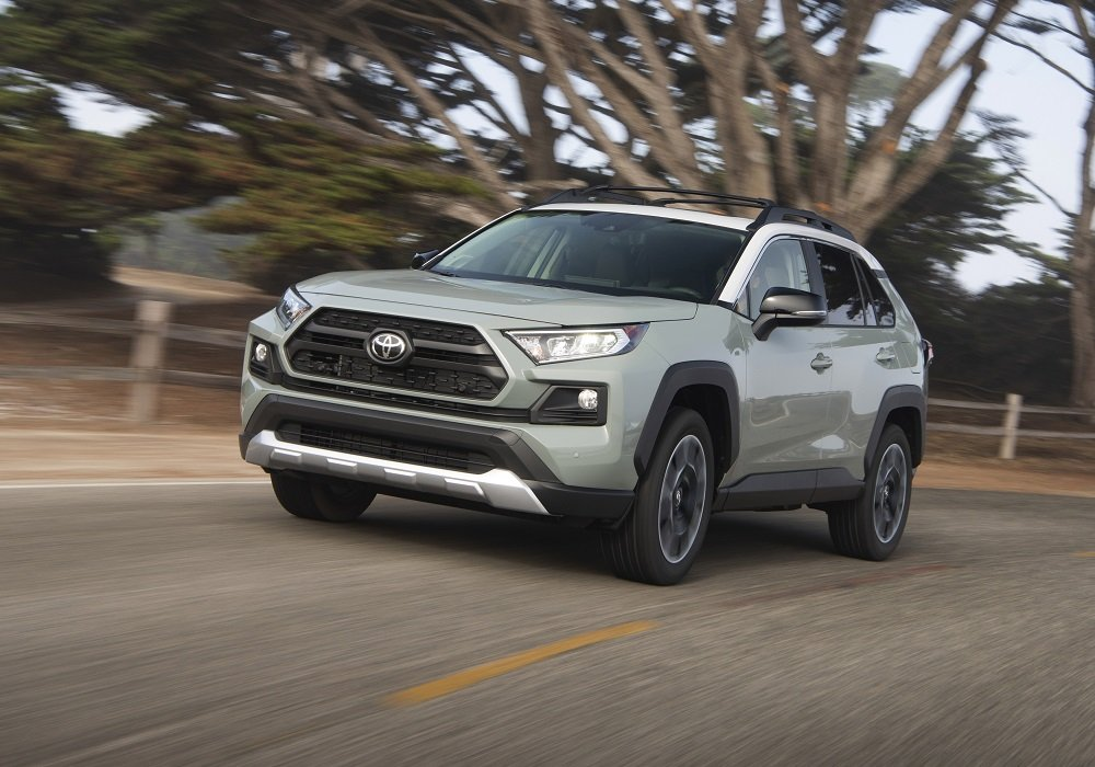 Details Emerge on the 2019 Toyota RAV4 – Insider Car News