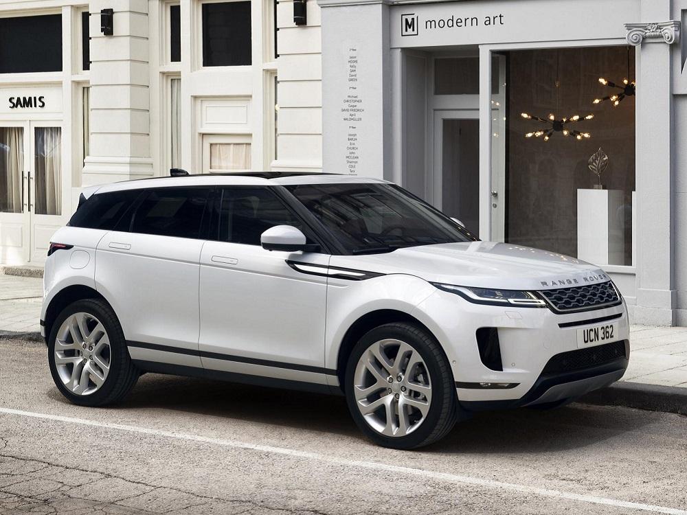 Next Gen Land Rover Range Rover Evoque Goes Hybrid Insider Car News