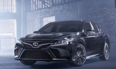 Toyota Camry Nightshade Special Edition