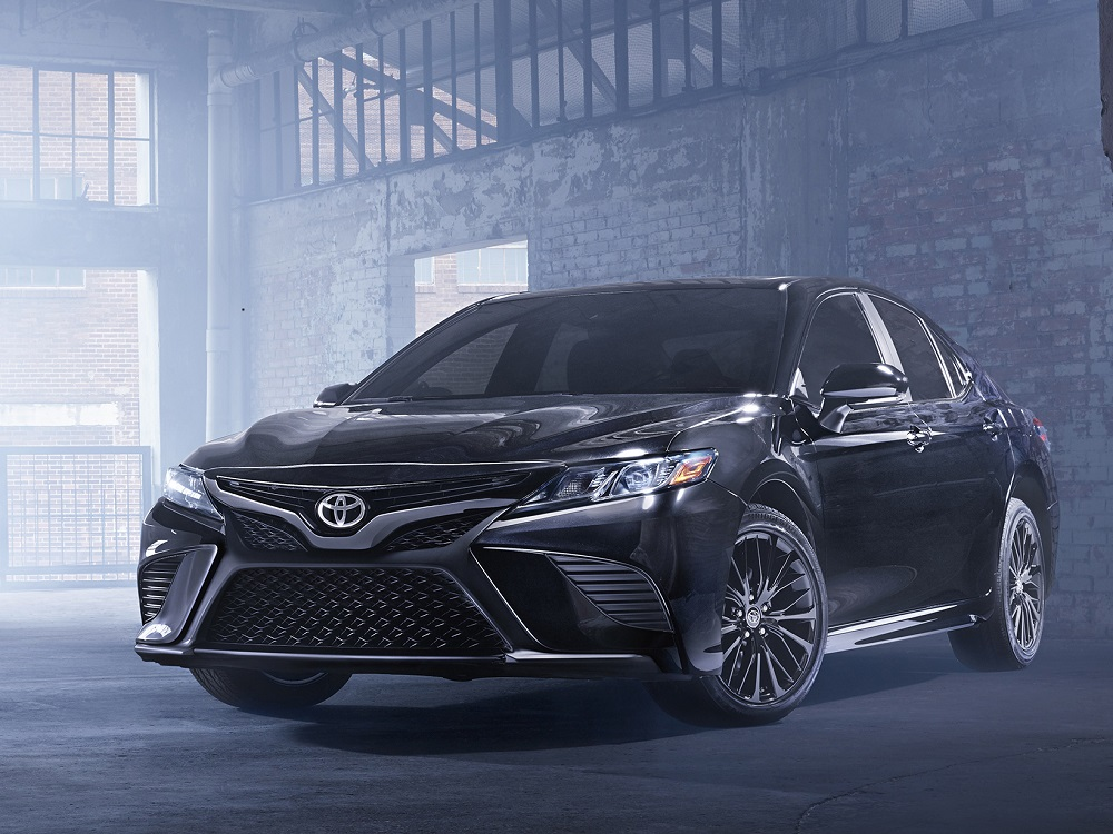 Toyota Throws Even More Shade — Nightshade, That Is ...