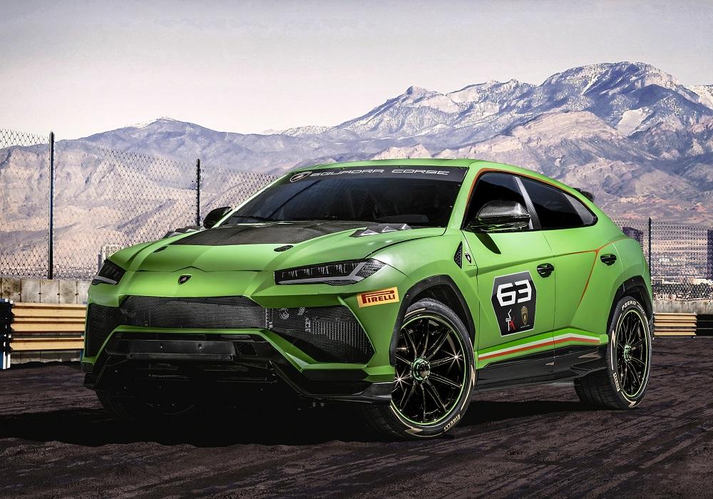 Lamborghini Urus Concept Gets Upgrades for New Racing Series – Insider Car News