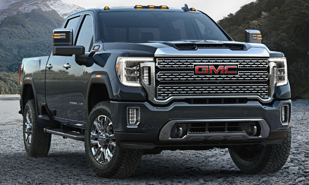 New GMC Sierra HD Takes the Stage – Insider Car News