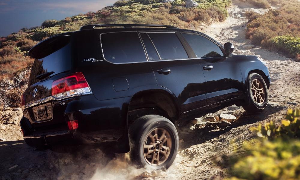 Toyota Jan Hot Photos >> Toyota Announces Land Cruiser Heritage Edition – Insider Car News