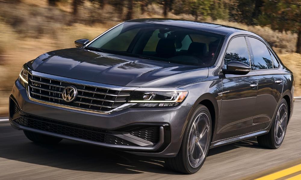 volkswagen reveals  passat insider car news
