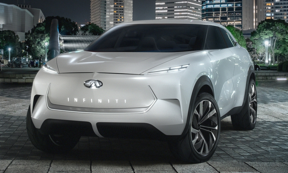 Infiniti Reveals QX Inspiration EV SUV – Insider Car News