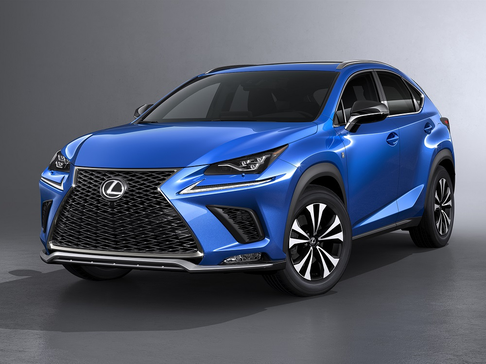 2019 Lexus NX 300 F Sport: The Good, The Bad, and The ...