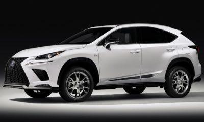 2019 Lexus NX Black Line Special Edition
