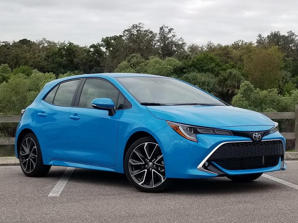 2019 Toyota Corolla Hatchback XSE: A Lukewarm Hatchback With Style