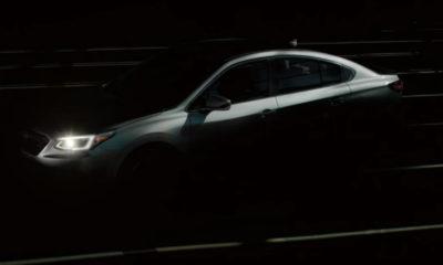 2020 Subaru Legacy Exterior Teaser