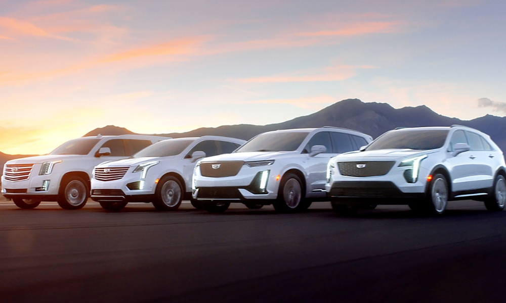 Cadillac Trying to Rise Above – Insider Car News
