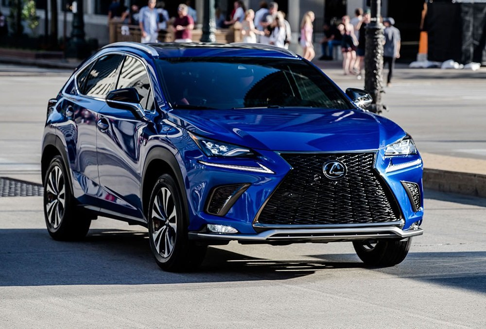 2019 Lexus Nx 300 F Sport The Good The Bad And The