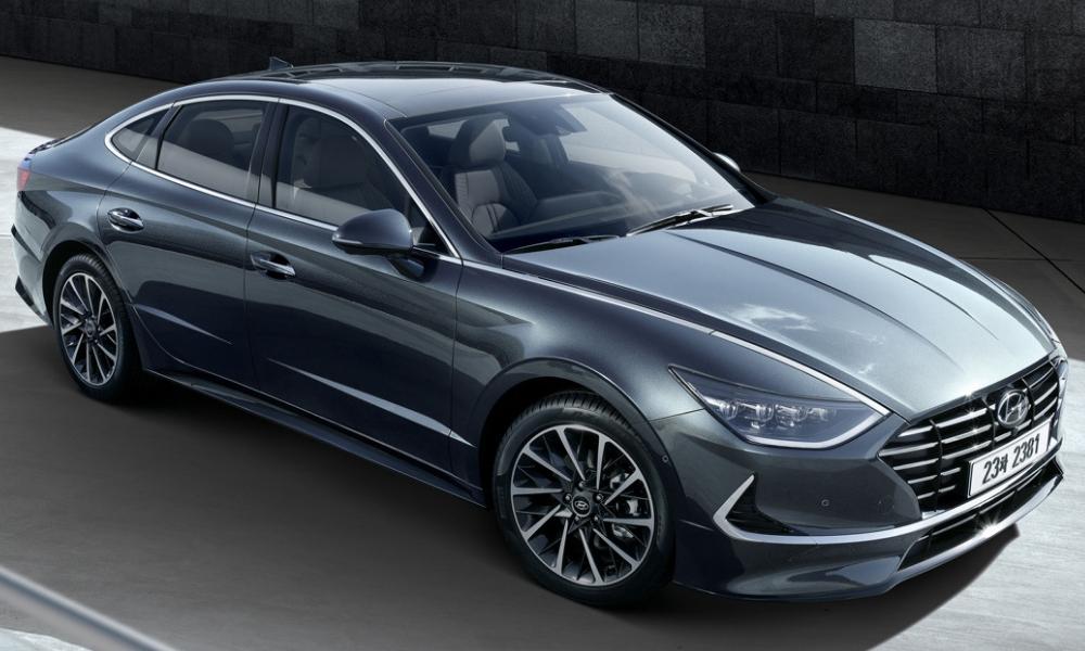 Hyundai Reveals Sleek Sonata Redesign – Insider Car News